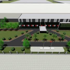 Dự án thiết kế Nhà máy DenEast Việt Nam Milk and Soft drinks facility