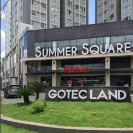 Dự Án Công Trình Summer Square