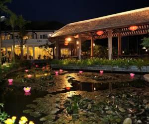 8 ý tưởng thiết kế nhà hàng có sân vườn đẹp nhất
