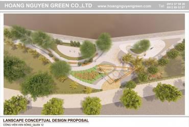 Thiết kế cảnh quan đô thị - Hoàng Nguyên Green