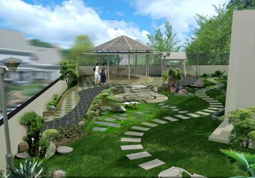 Thiết kế kiến trúc cảnh quan công viên