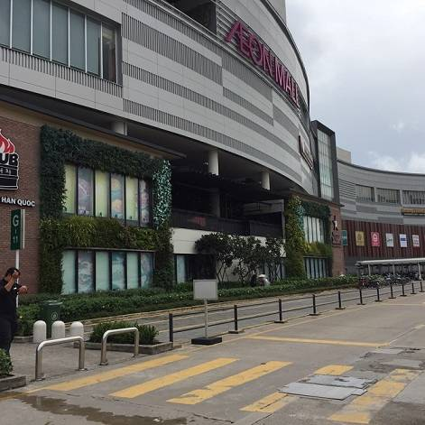 Trung tâm thương mại Aeon Mail Bình Tân