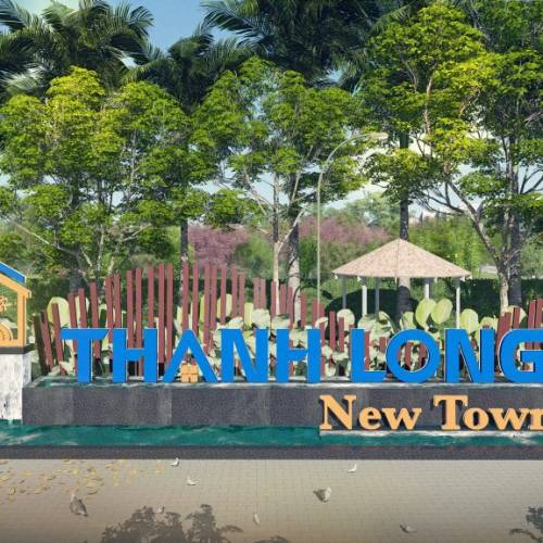 Dự án Khu Dân Cư Thanh Long Newton