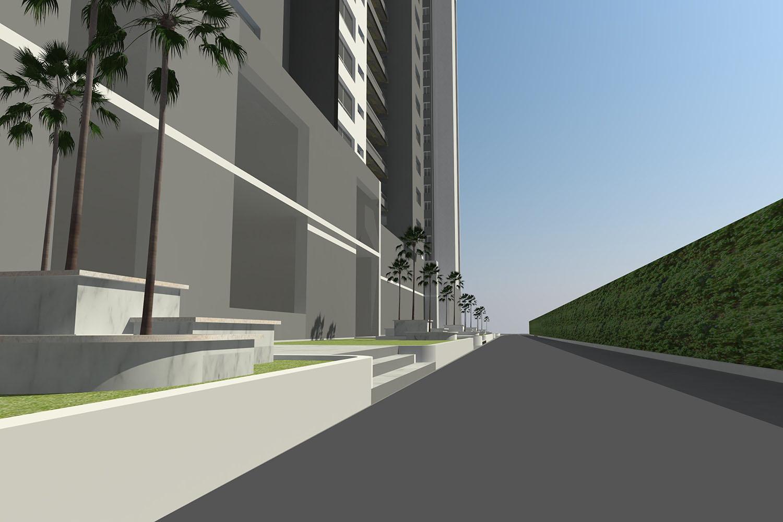 Dự án cảnh quan Chung cư Tara Residence