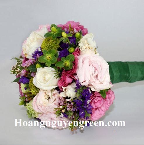 Hoa cưới hoa cát tường