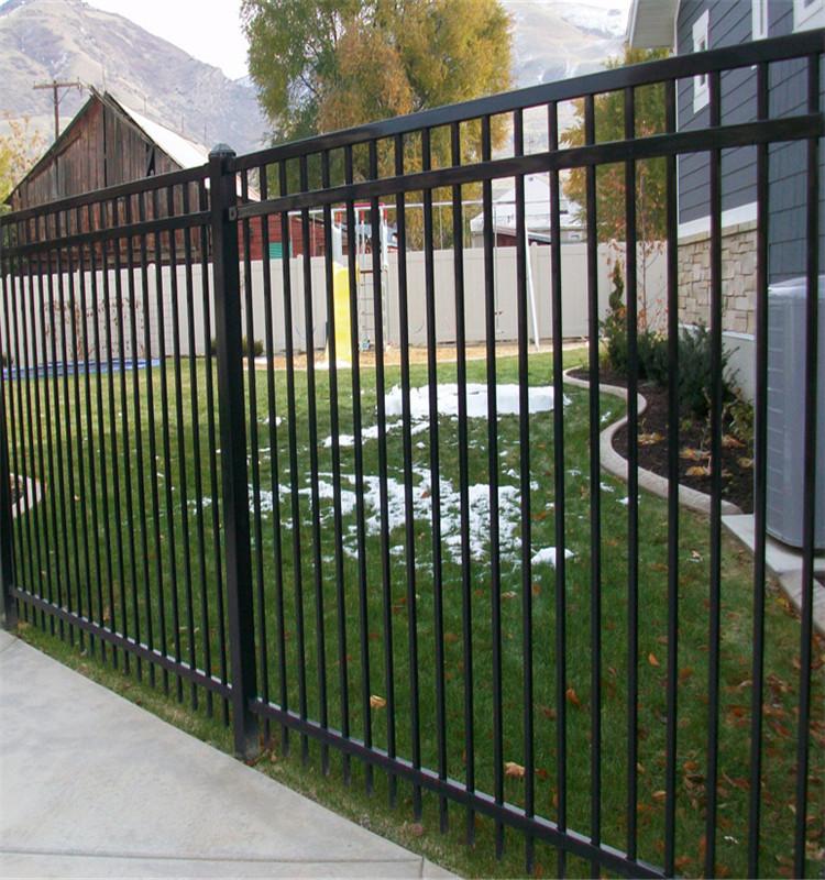 Chọn khoảng cách ngôi nhà và hàng rào hợp lý