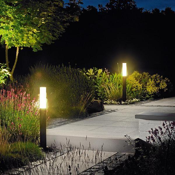 Đèn trụ chiếu sáng sân vườn