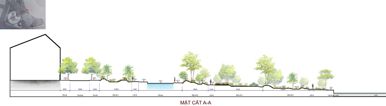Dự án thiết kế Công viên Văn Hóa