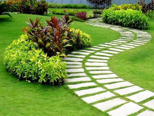 Thiết kế sân vườn kiểu anh