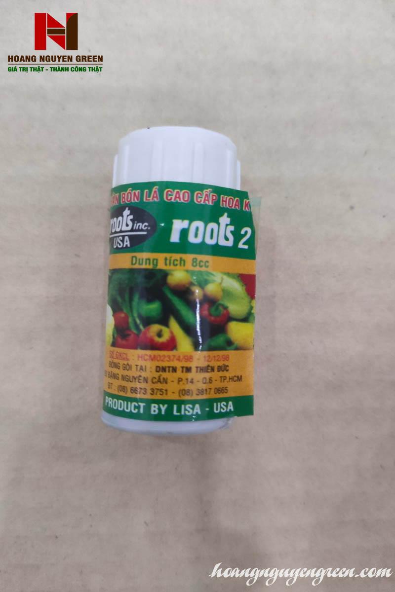 Phân Bón Lá Roots 2